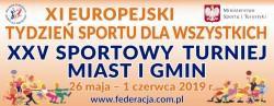 XXV Sportowy Turniej Miast i Gmin – XI Europejski Tydzień Sportu dla Wszystkich