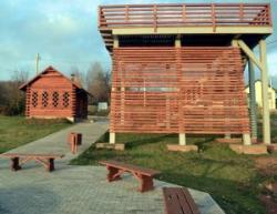 Platforma widokowa na Górze Siniewskiej
