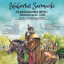 Hubertus Sarmacki w Oblęgorku