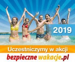 Bezpieczne wakacje z SCKiS
