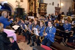 Koncert kolęd i pastorałek w kościele w Strawczynie