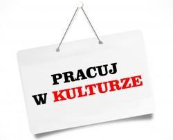 Pracuj jako instruktor kultury w SCKiS