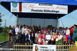 XIII Konkurs na najsmaczniejszą potrawę powiatu kieleckiego - Strawczyn 2020