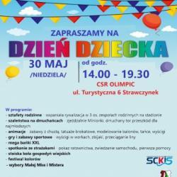 Dzień dziecka z SCKiS - 2021